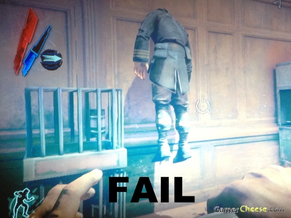 Dishonored Glitch Fail