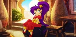 Shantae Cover