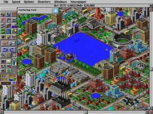 Sim City 2000