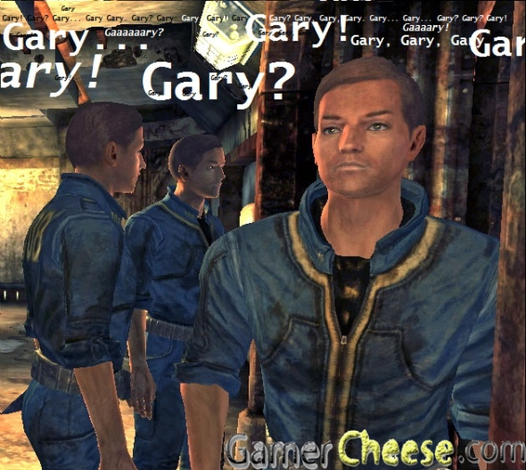 Fallout 3 Gary with watermark