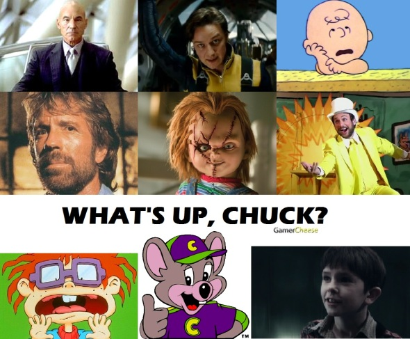 Whats Up, Chuck