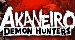 Akaneiro Demon Hunters Title