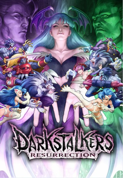 Darkstalkers Resurrection_1