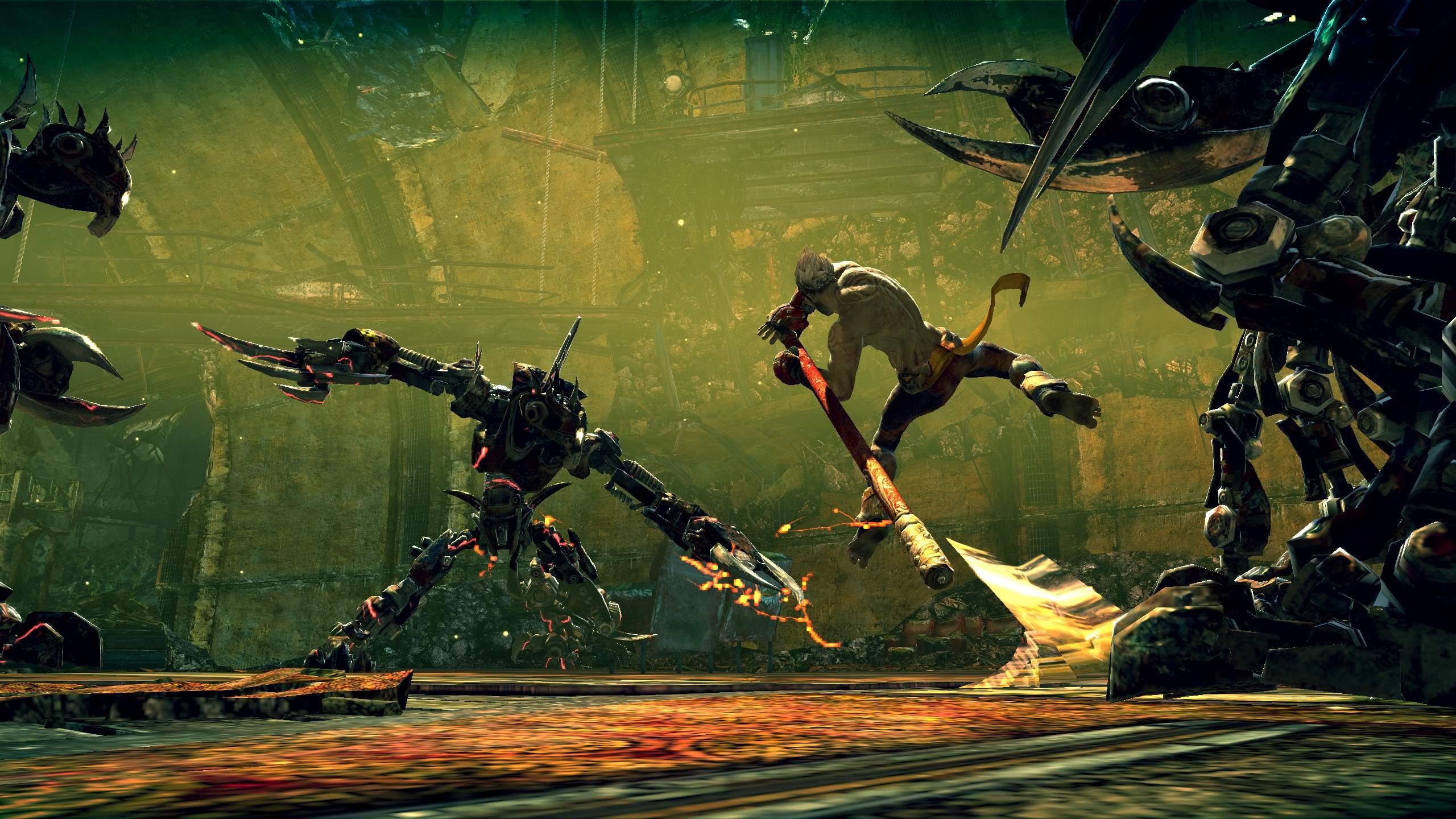 [Update: Confirmed for PS3/PC] Rumor - Enslaved: Odyssey ...