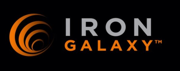 Iron Galaxy Studios Logo