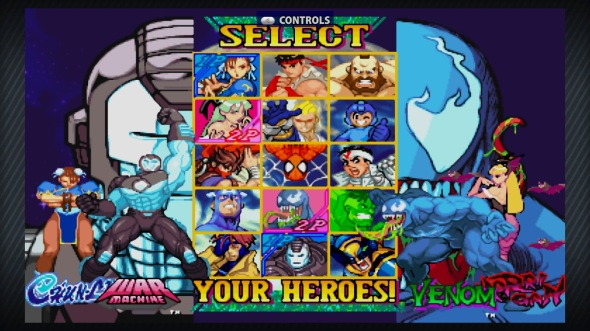 Marvel Vs Capcom Origins_1