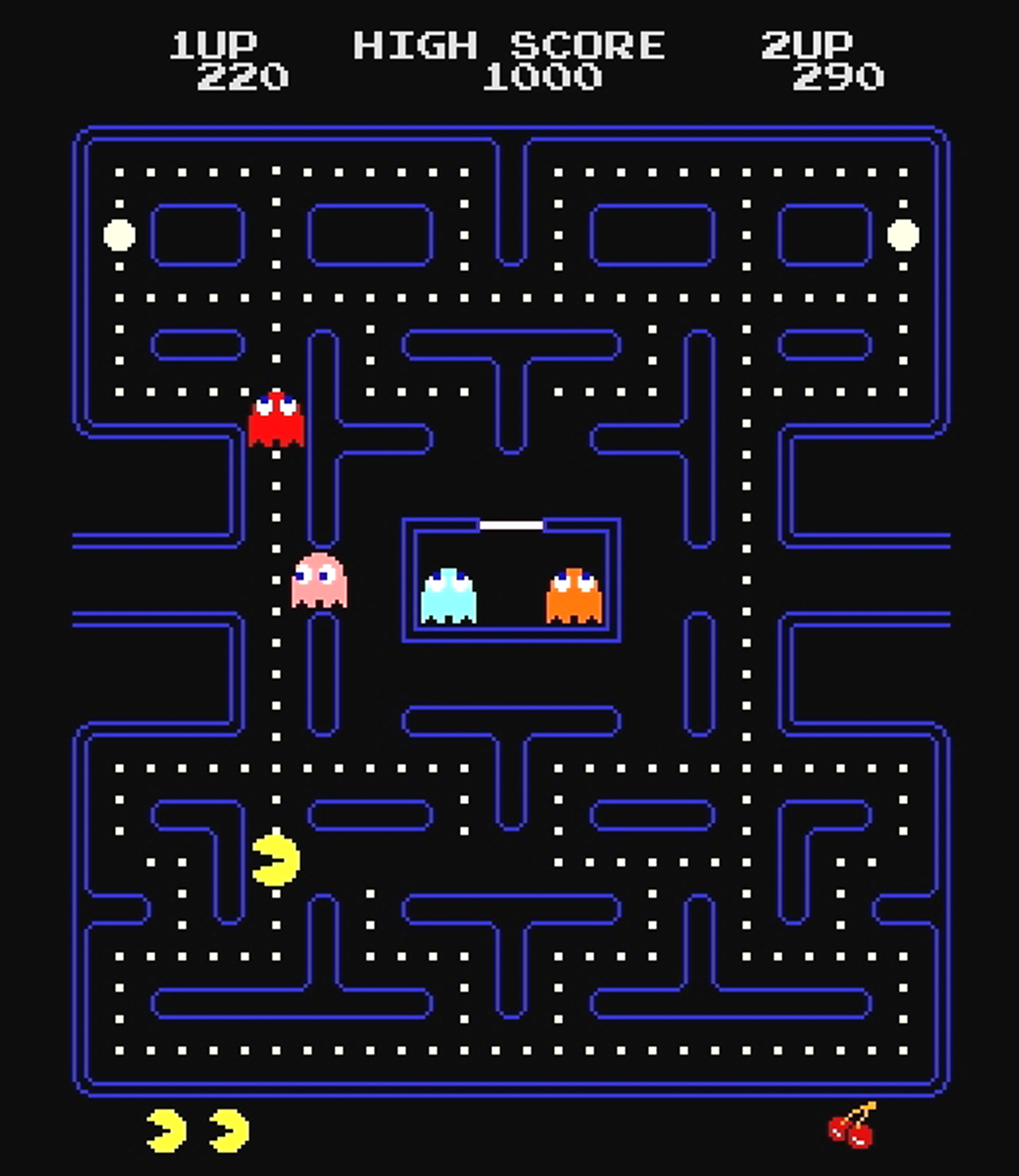 It's just a photo of Dramatic Pac Man Pictures