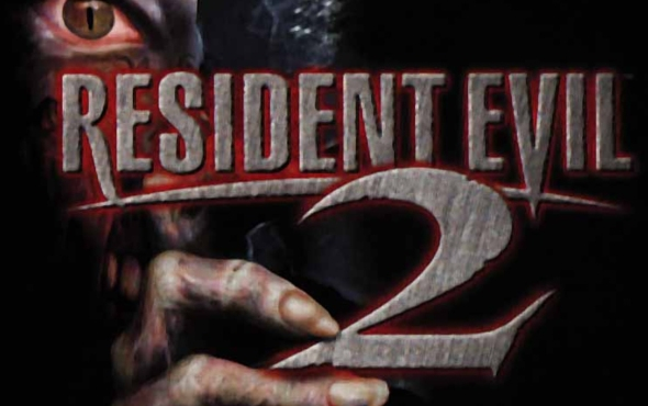 Resident Evil 2 Title Logo