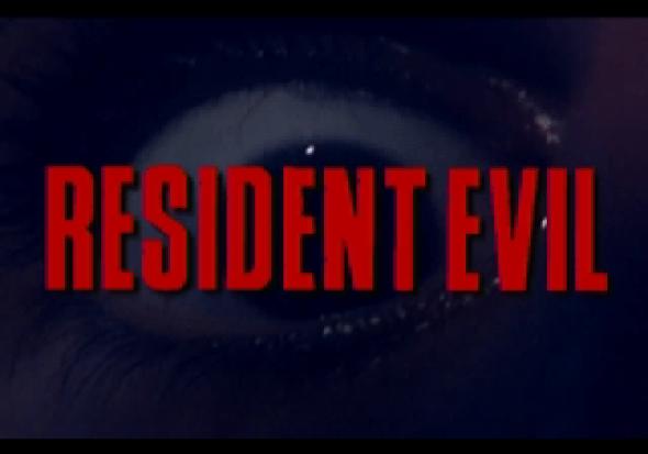 Resident Evil Title Logo
