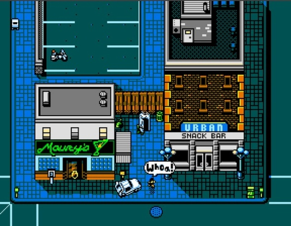 Retro City Rampage 1