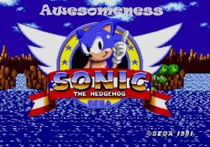 Sonic Awesomeness