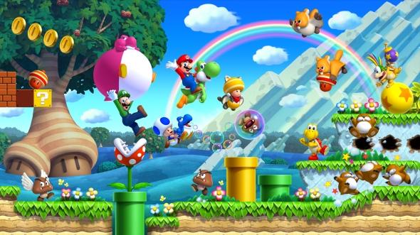 Wii U Mario
