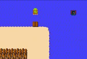 Zelda Raft
