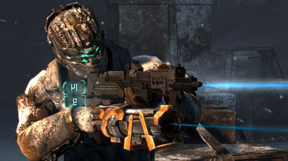Dead Space 3 Weapon Upgrades