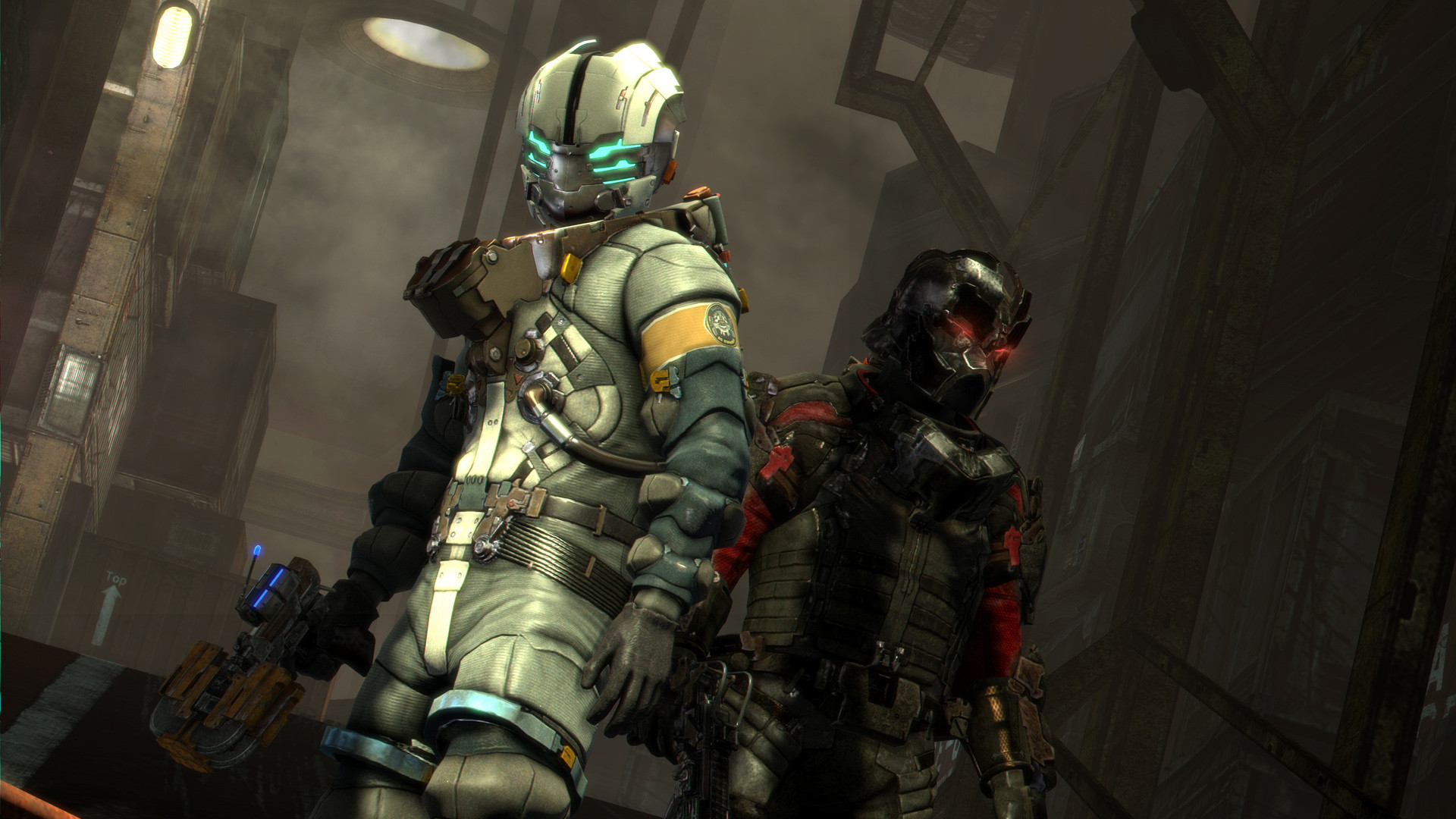 Dead Space Review Welcome to the Sprawl