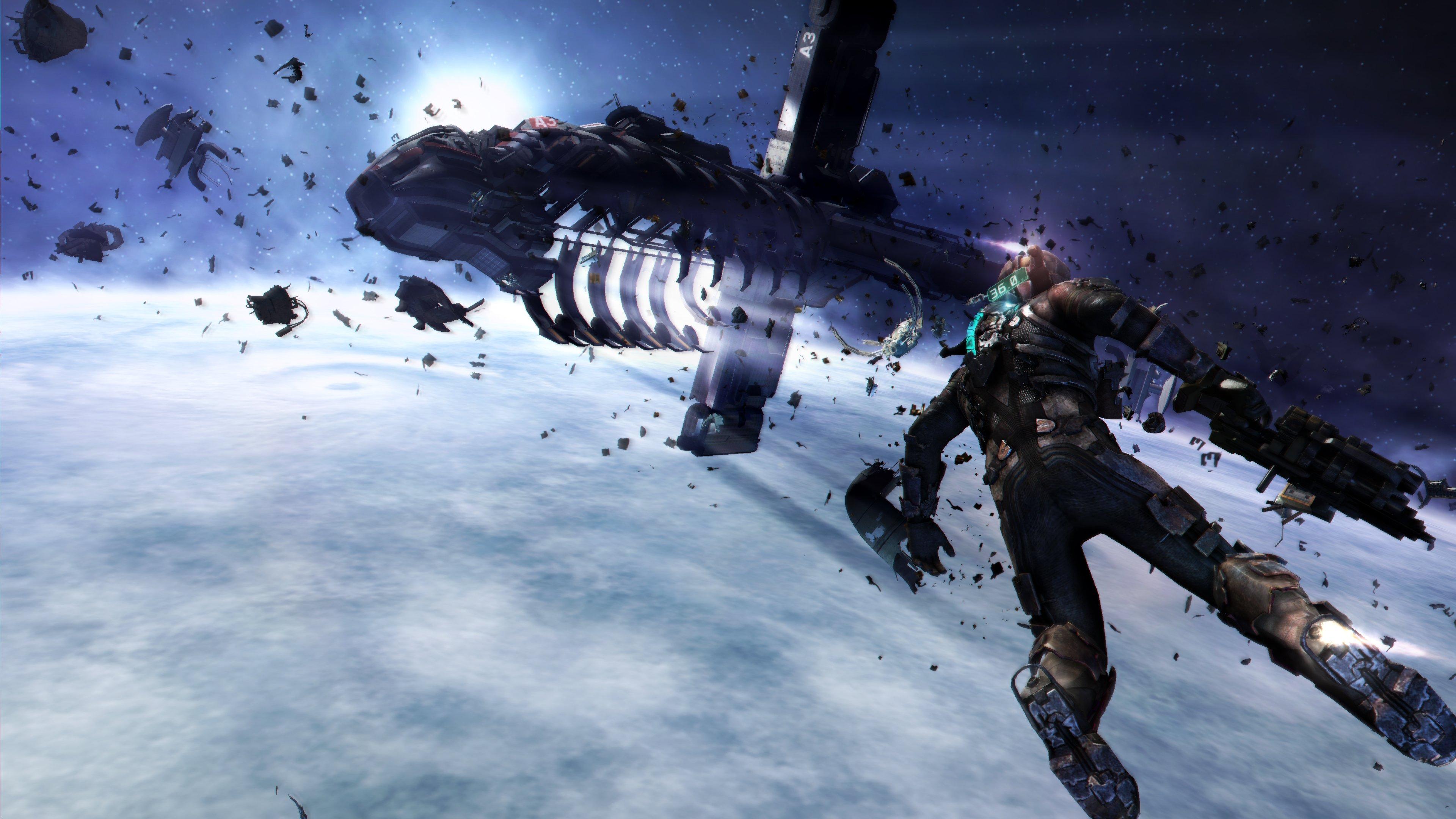 Dead Space Survival Horror Game HD Wallpaper Wallpapers Hood