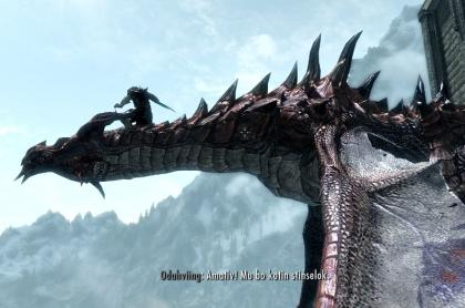 Dragonborn DLC Dragon Riding