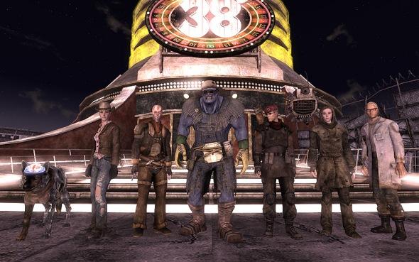 Fallout Companions