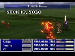 Final Fantasy Memes